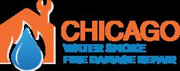 Chicago Water Smoke Fire Damage Repair Logo